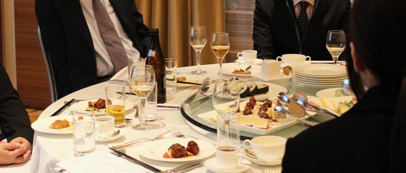 Social gathering / dinner