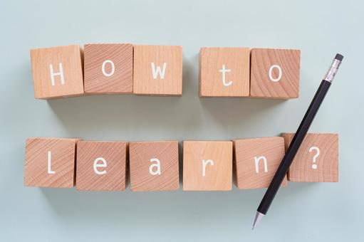 """How to study, how do you learn? 
