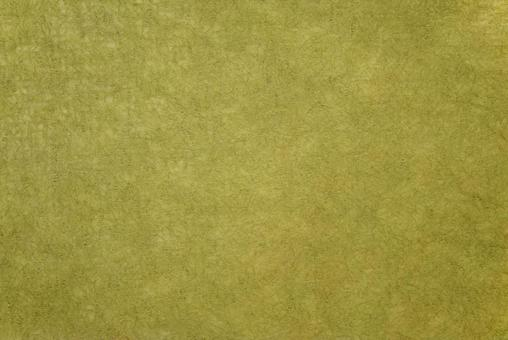 In the background! Japanese paper wallpaper · green 2