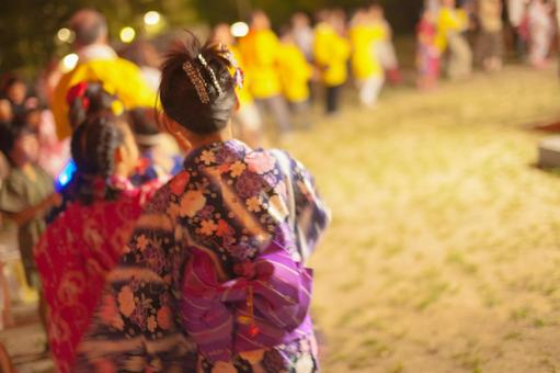 Summer festival Yukata 2