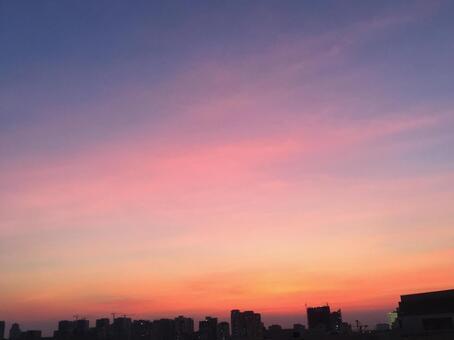 Sky / sunset