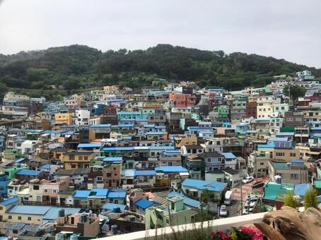 부산 감천 문화 마을