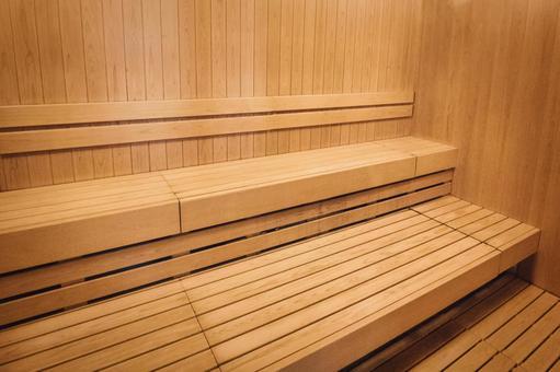 Low temperature sauna image