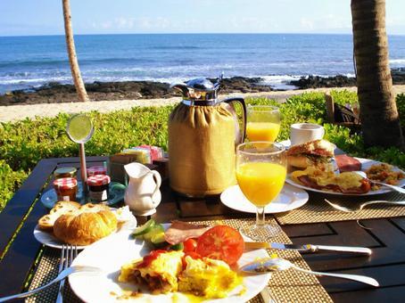 海濱早午餐