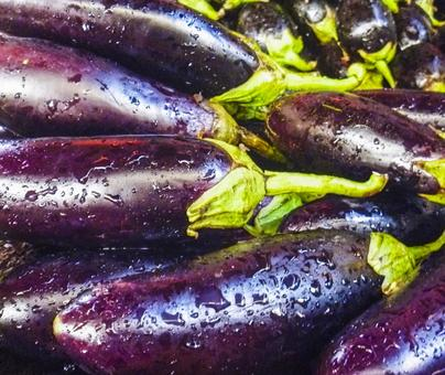 Eggplant of cleansing