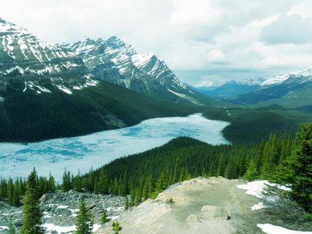 호수 - 캐나다