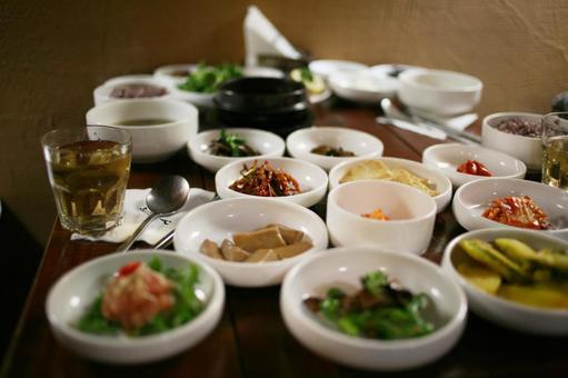 한국 요리