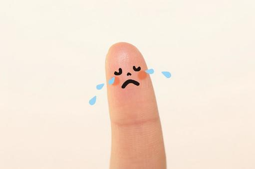귀여운 손가락 어린이 6