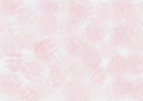 水彩粉红色
