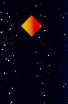 Illumination of geometric pattern 1