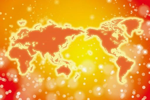 Hot world
