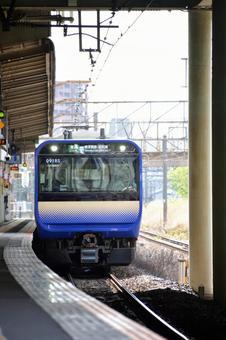 Yokosuka Line Sobu Line Rapid Line New model vehicle