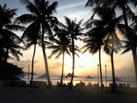 남국의 황혼 (Guam) 02
