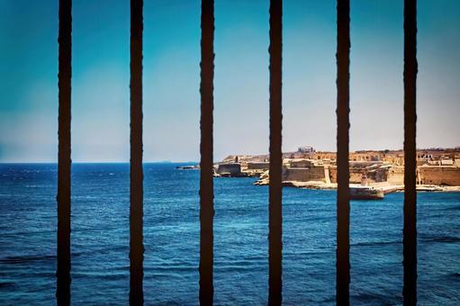 철창 · 감옥 · 감옥 · 유폐 이미지