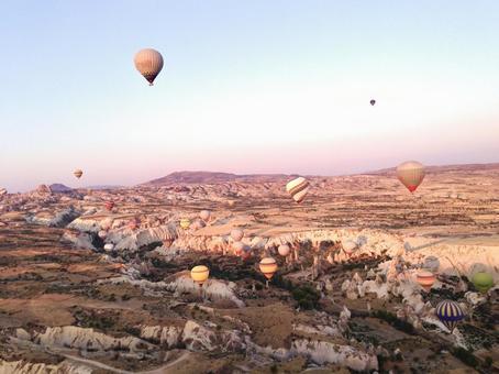 Cappadocia balloon 2