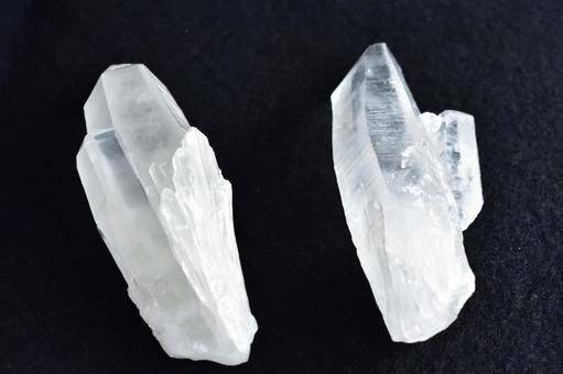 Gemstone Crystal Ore