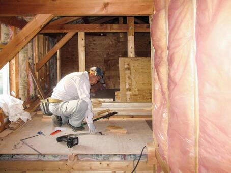 Carpenter renovation