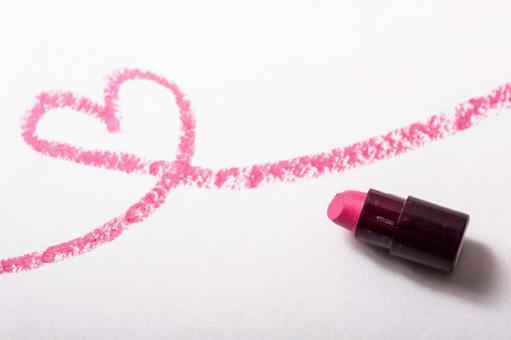 Lipstick Heart 3
