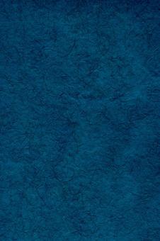 진한 파란색 종이   천연 종이 소재   사계절 소재