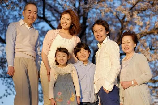 Third generation family 26