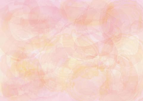 Watercolor freehand pink color texture pattern background material wallpaper material dream cute free material