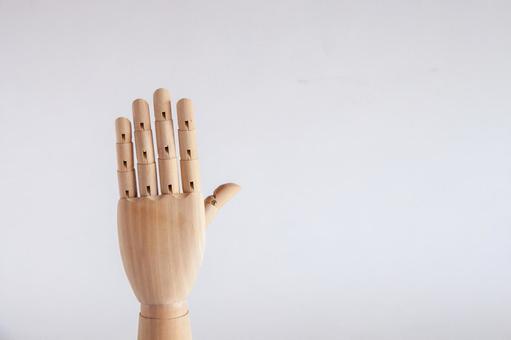 木手模型5