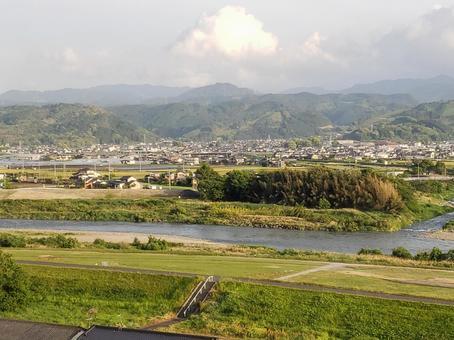2021 년 코로나 재난의 골든 위크의 관광지. 쇼와 레트로 분위기 발군 일본의 온천 마을.