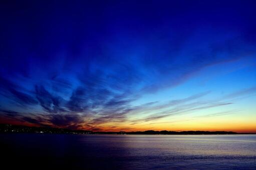 Dawn of Shonan