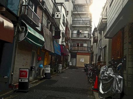 Alley Alley # 1
