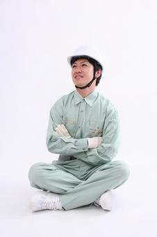 Male working clothes 10