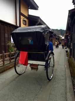 Rickshaw alpine