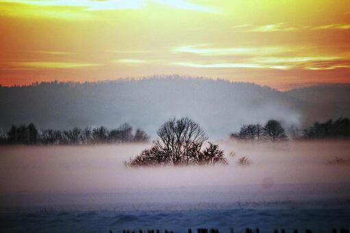 冬季景觀1