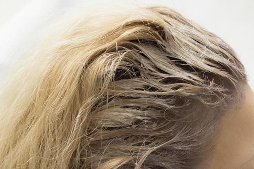 Hair color 16