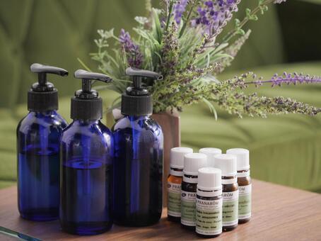 Aroma oil image