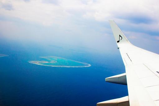 冲绳·飞机