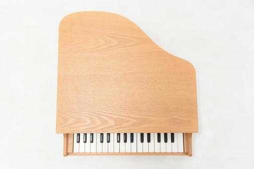 Piano whole wooden