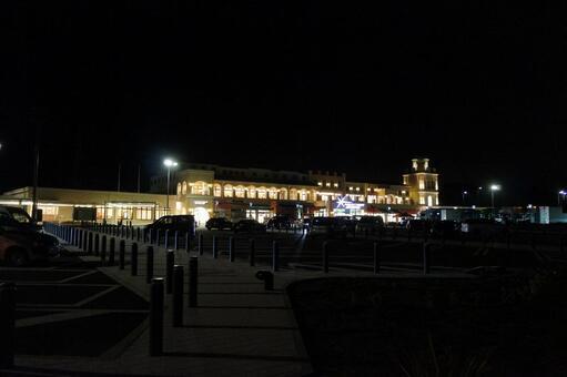 Night service area