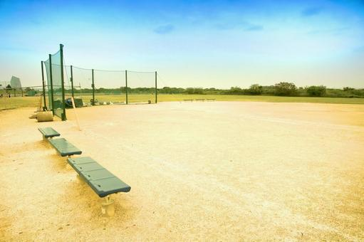 Baseball field 4