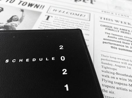 English News SCHEDULE 2021