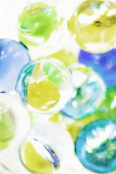 Marbles that look cool