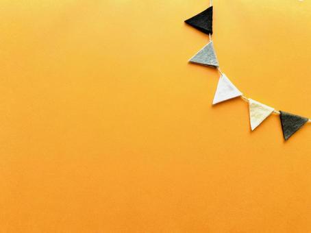 Garland orange