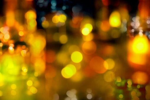 Neon city Light like a night town 0730