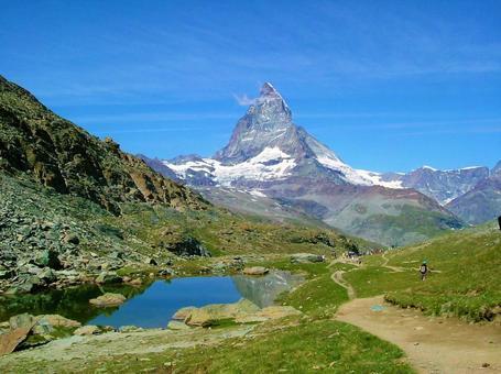 Switzerland · Matterhorn 8