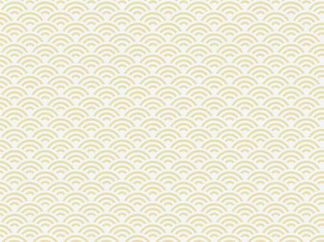 Japanese pattern Aoumi