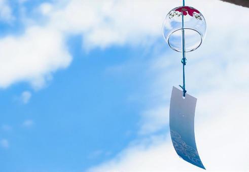 Wind chimes that feel cool