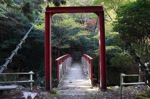 붉은 다리