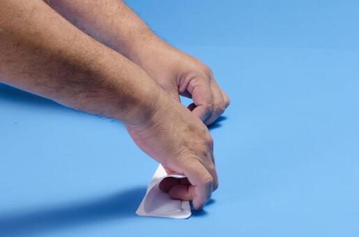 Paper flying machine 144