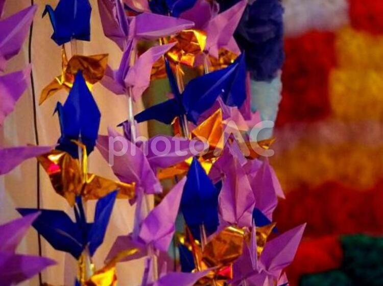 折鶴の写真