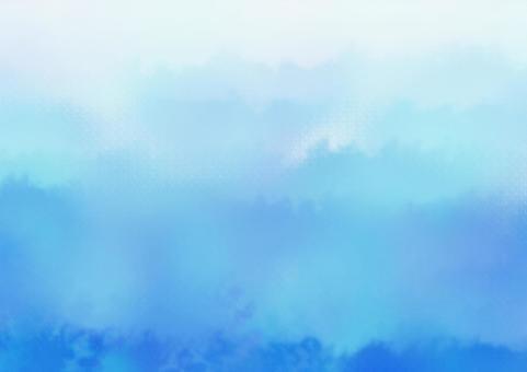 Chao Ai watercolor wind