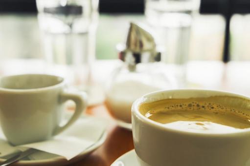 Coffee shop coffee 3